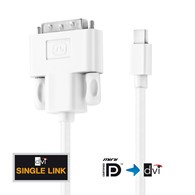 PURELINK IS1300-015 iSeries kabel Mini DisplayPort/DVI 1,5m